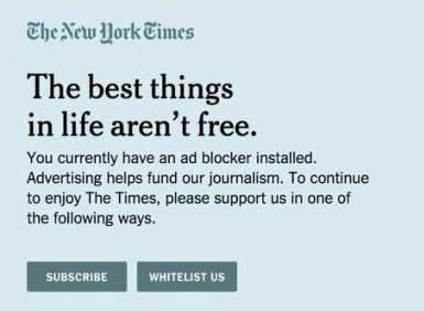 adblock new york times