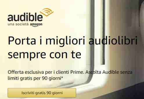 audible prova