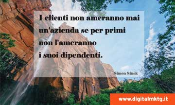 citazione Simon Sinek