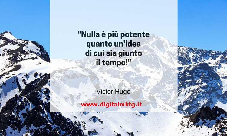 citazione victor hugo