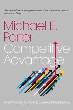 libro competitive advantage Porter