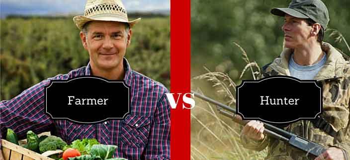strategia del contadino