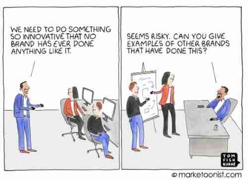 il rischio e l'innovazione