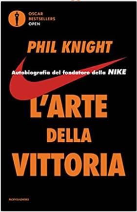 libro della Nike
