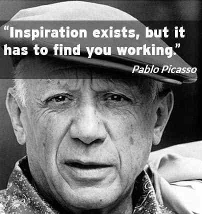 Picasso e lavoro